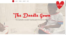 The Doodle Gown