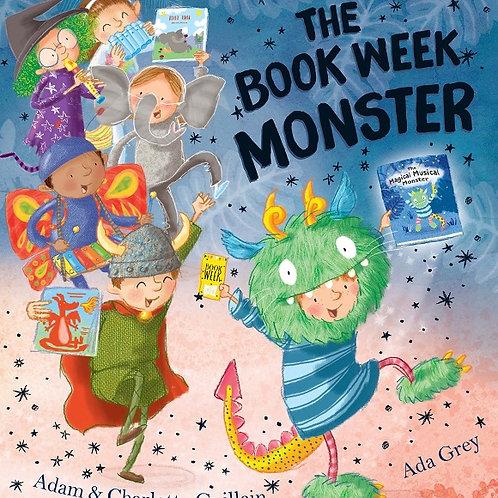 The Book Week Monster
