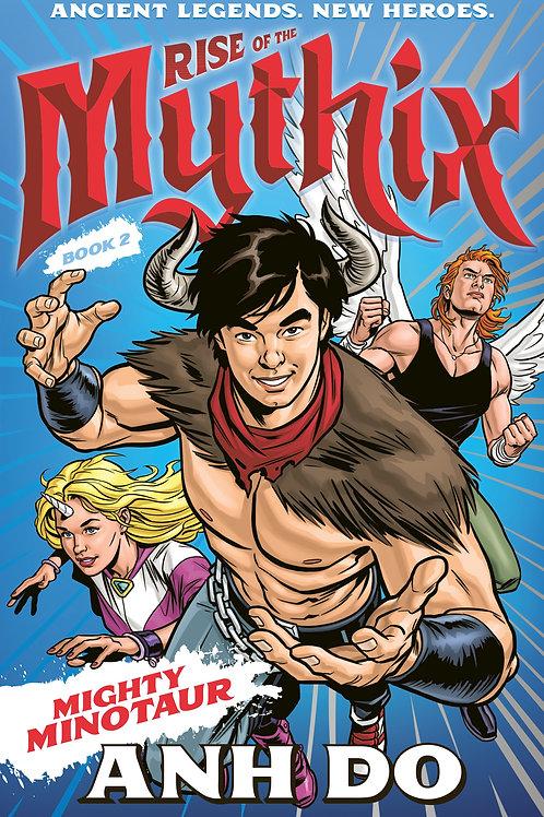 Mighty Minotaur: Rise of the Mythix 2