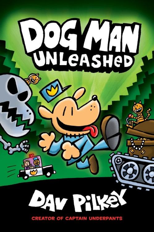 Dog Man #2: Unleashed