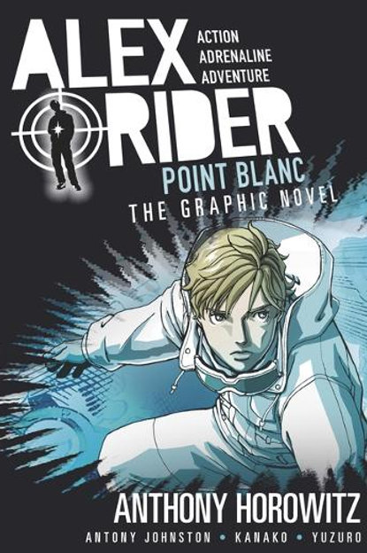 Alex Rider Graphic Novel 2: Point Blanc