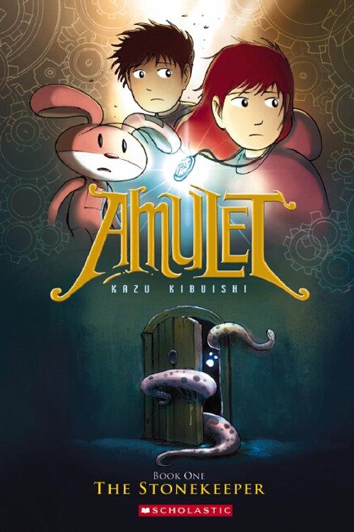 Amulet #1 Stonekeeper