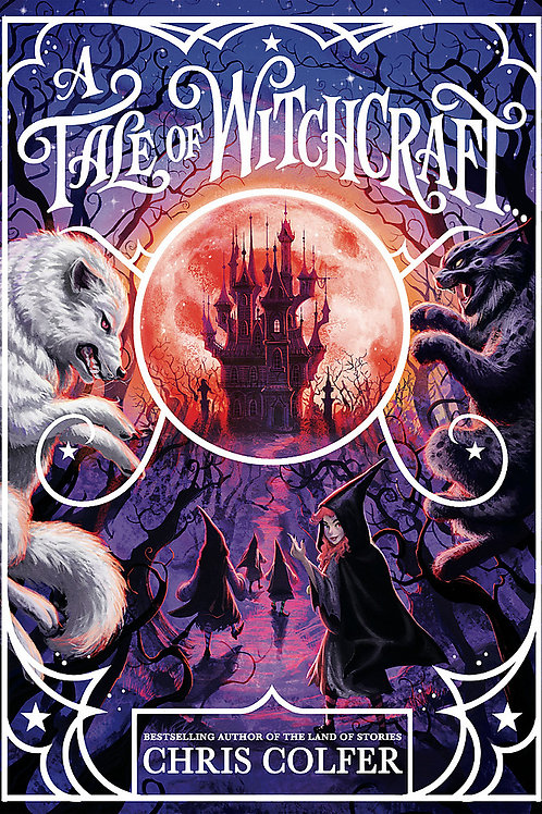 Tale of Magic: A Tale of Witchcraft