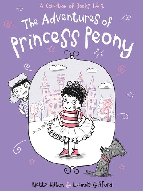 The Adventures of Princess Peony