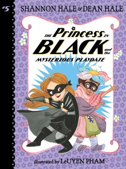 Princess in Black #5: Princess in Black and the Mysterious Playdate