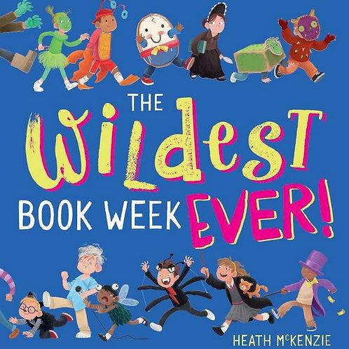 The Wildest Book Week Ever!