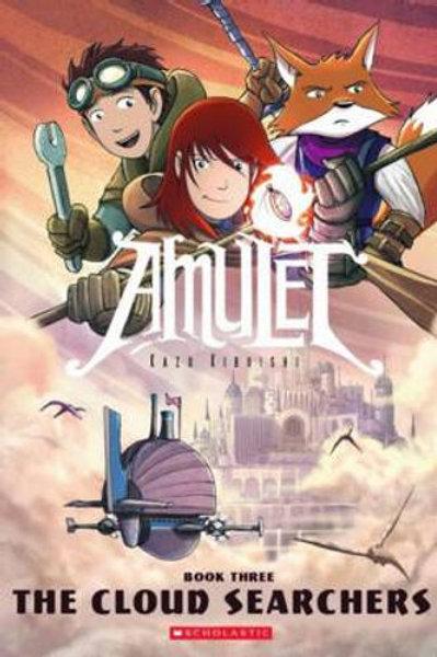 Amulet #3 Cloud Searchers