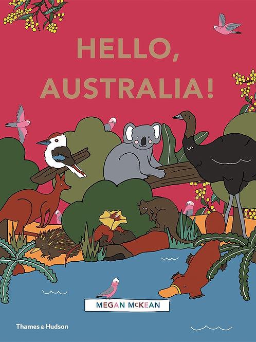 Hello, Australia!