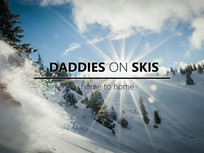 Daddies on Skis
