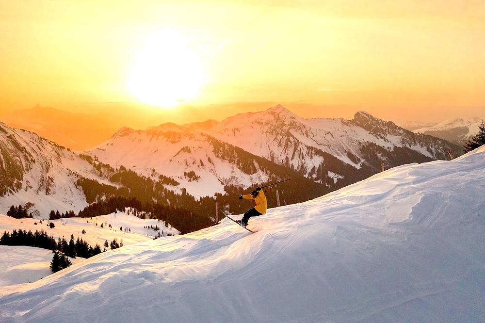 So stimmungsvoll ist der Winter im Wallis!