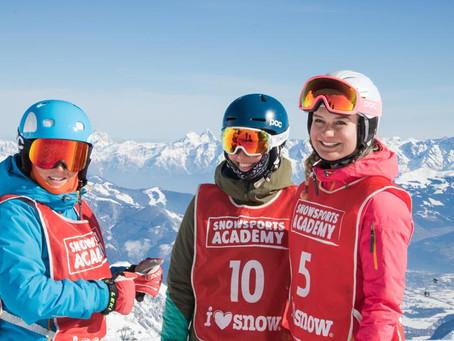 Snowsports Academy – Arbeiten wo andere Urlaub machen!