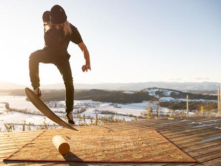 Woazboard - Balance Boards mit Rocker