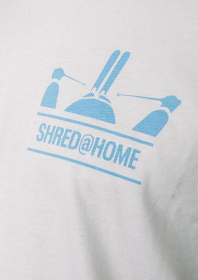 SHRED@HOME SKI | White