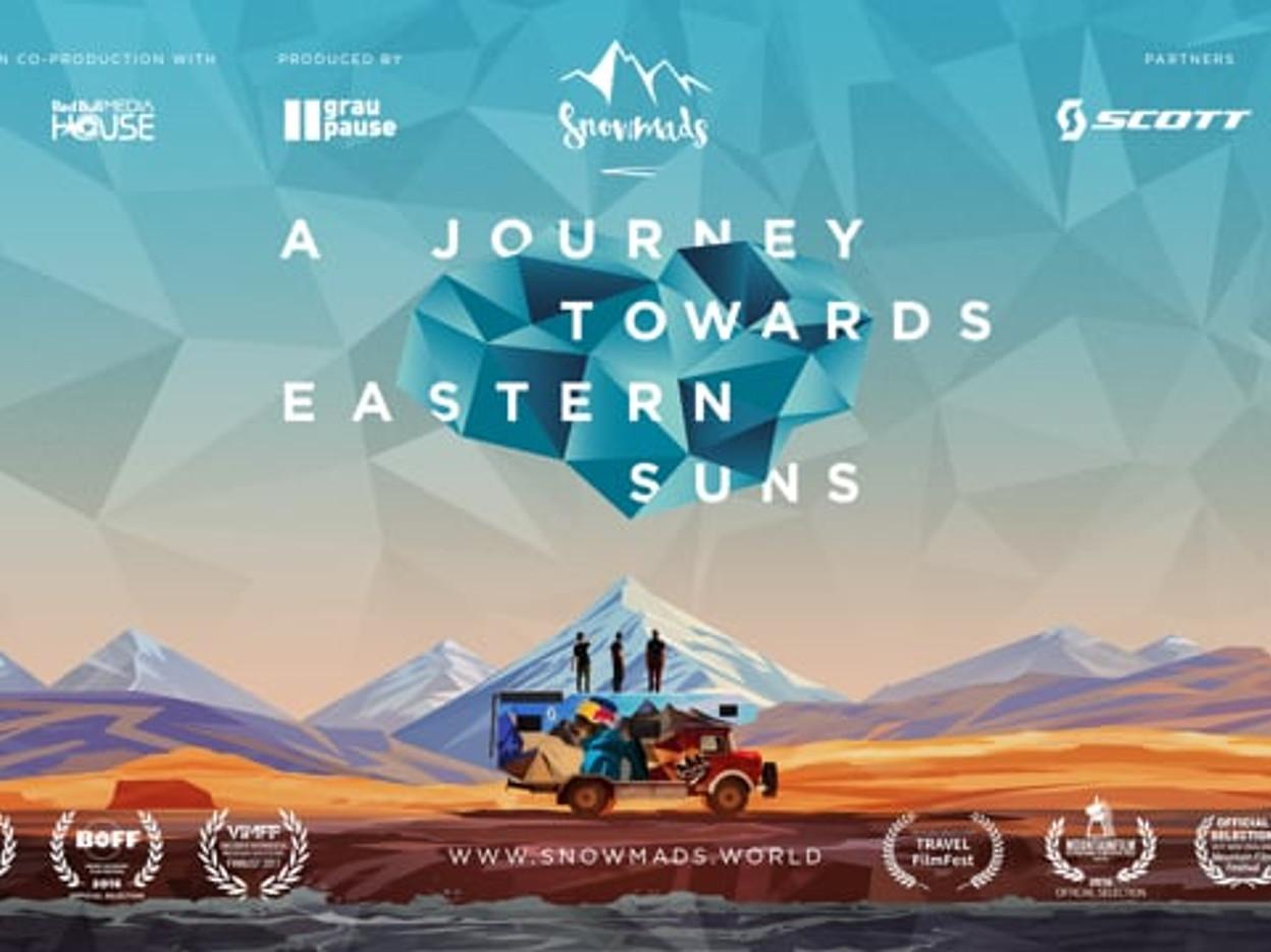 Snowmads - A Journey Towards Eastern Suns