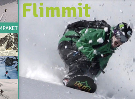 Flimmit: Freeride Filmfestival für zu Hause