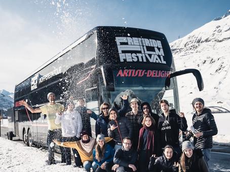 Ein Blick zurück auf das 10. Freeride Filmfestival