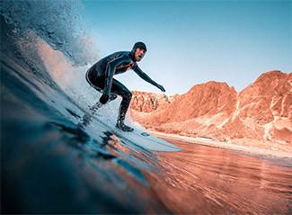 Clash Of Climates - die kalte Seite des Surfens