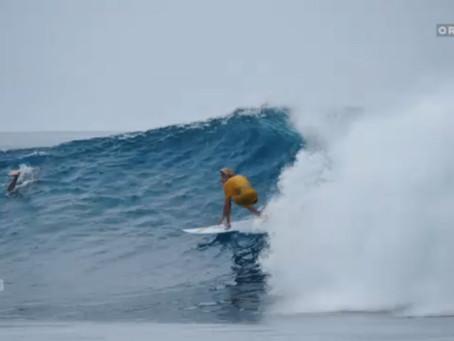 Die Welle gehört geritten!