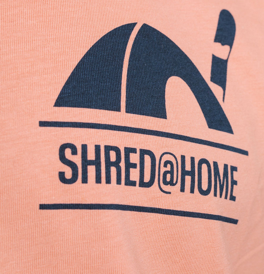 SHRED@HOME | BOARD - Rose Clay