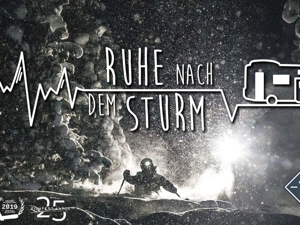 Ruhe nach dem Sturm