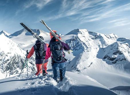 Kitzsteinhorn - Freeriding on Top of Salzburg