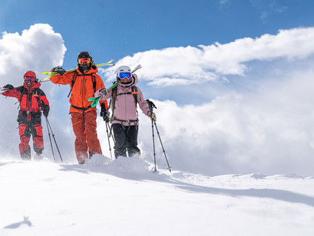 Bächli Bergsport - top ausgerüstet in den Winter