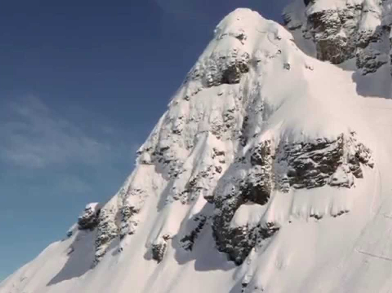 When the Mountains were Wild