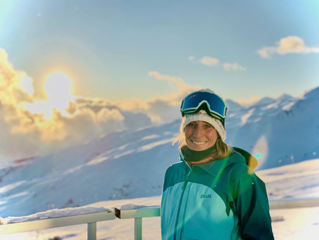 Amazing Donation: Snowboard Olympic Champion Nicola Thost supports FFF with 100 tickets for free