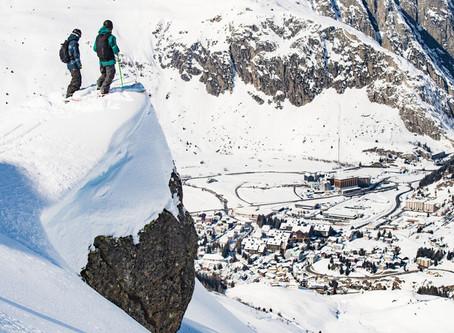 Freeriden im Herzen der Schweiz