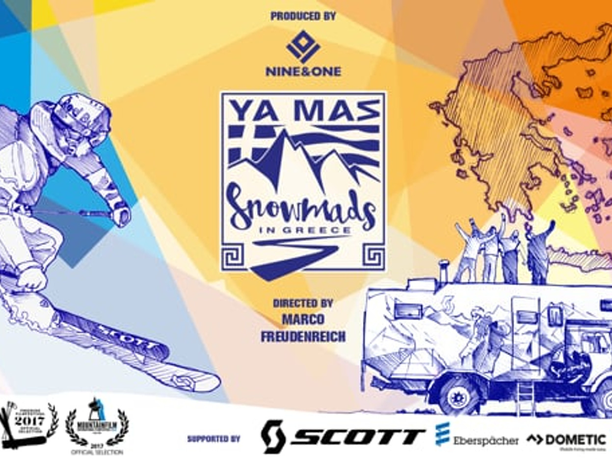 Yamas - Snowmads in Greece