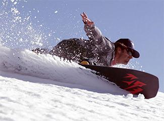 FFF Lockdown Movie Night #2: Snowboard Special mit Jeremy Jones und Wolle Nyvelt