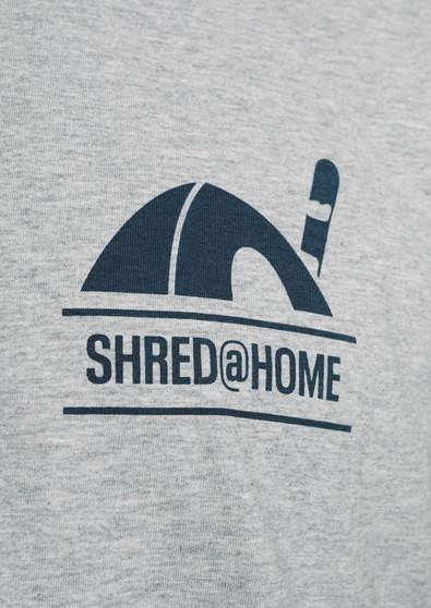 SHRED@HOME | BOARD - Heather Grey