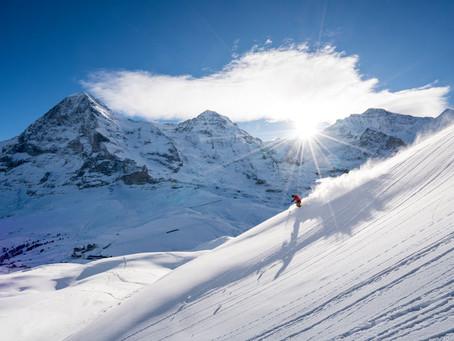 Grindelwald: Off-Piste am Fuße des Eigers