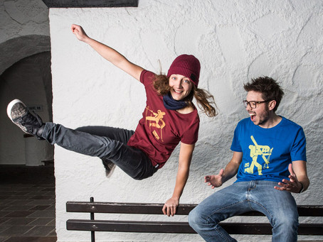 FFF T'Shirts ab sofort im Webshop!