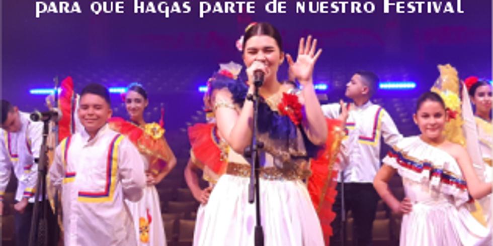 XIX Festival Colombia Canta