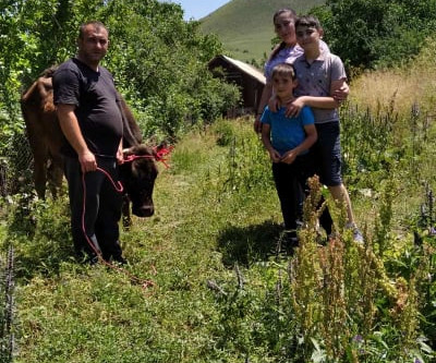 Visit to Nor Khachakap Village, Lori - 7/10/2020