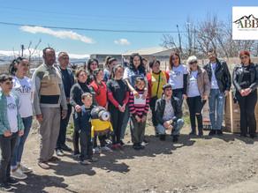 Visit to Robert and Family in Mets Masrik - 4/30/19 — in Mets Masrik, Geghark'Unik', Armenia