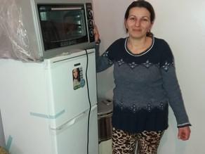 Help to Single Mother and Infant in Vanadzor - 4-18-19 — in Vanadzor