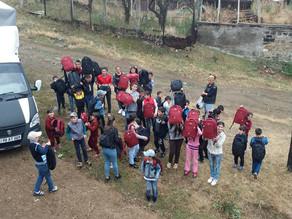 87 Backpacks Delivered in Vanadzor, Lori Province - 8/31/19