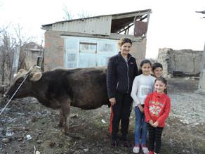 Visit to Elena and Her Children - Mets Masrik - 4/30/19