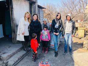 Visit to Gohar Tatik & Grandkids in Geghakert - 2/20/19 — at Geghakert Village, Armavir.