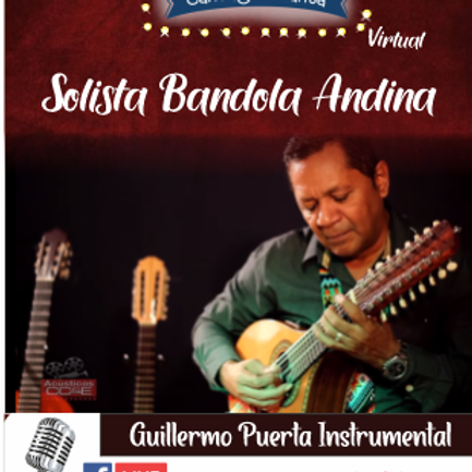 La Bandola Andina Colombiana - Guillermo Puerta Instrumental