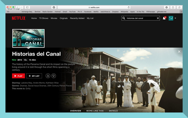 Historias del Canal movie on Netflix.