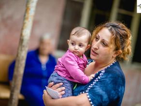 Visit to Hard-Working Family in Vanadzor - 7/2/19