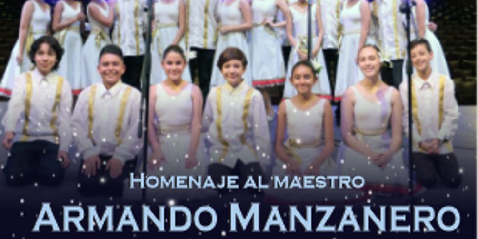 Lanzamiento Homenaje Armando Manzanero