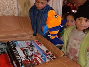 Visit to Family #2 in Aznvadzor Village - Lori Province- 1/27/20