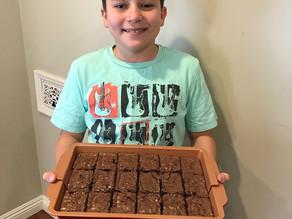 Michael's Cookie Fundraiser for Allen's Much needed Equipment