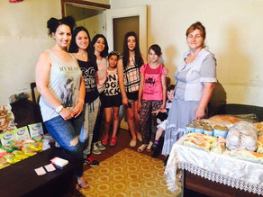 Single Mother with 3 Kids in Zovuni on June 26, 2016