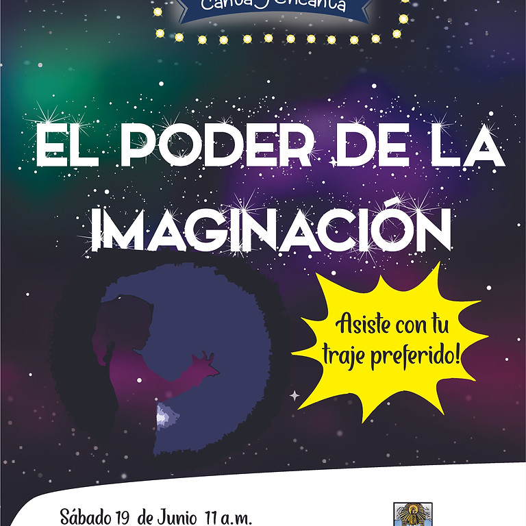 Salas Abiertas:  El Poder de la Imaginación!