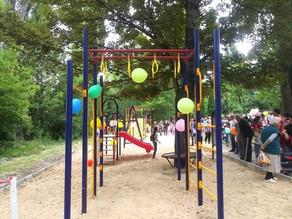 Noy's Special Playground - Grand Opening - Vanadzor, Armenia 6/29/19